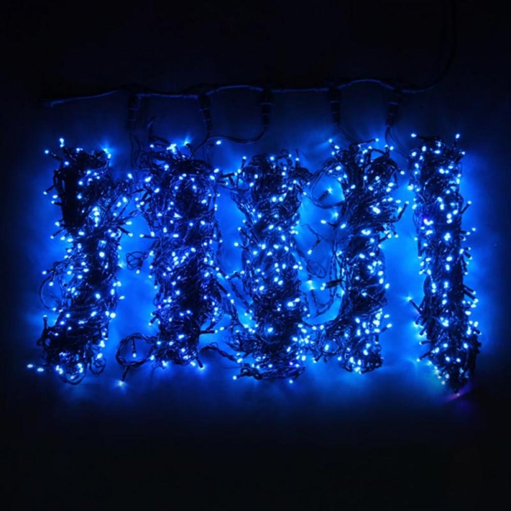 "Клип-лайт ""Спайдер 5х20м"" постоянного свечения, синий"