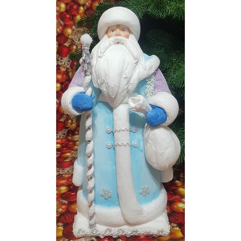 Дед Мороз Ватный 35 см