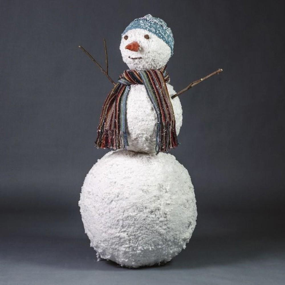 Снеговик 80 см
