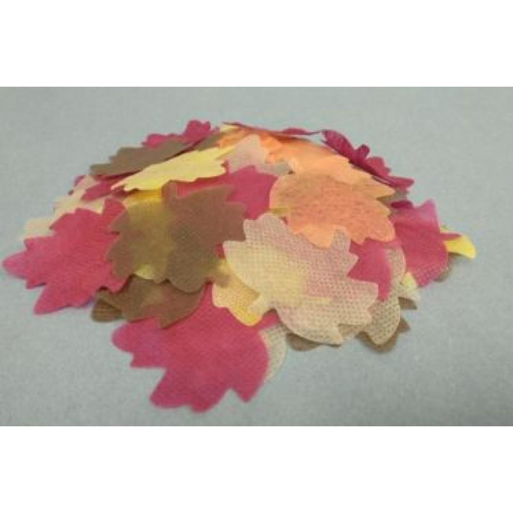 Конфетти листья 1 кг