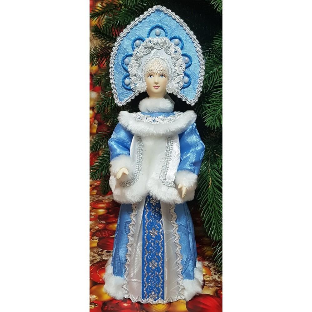Кукла Снегурочка под елку 31 см