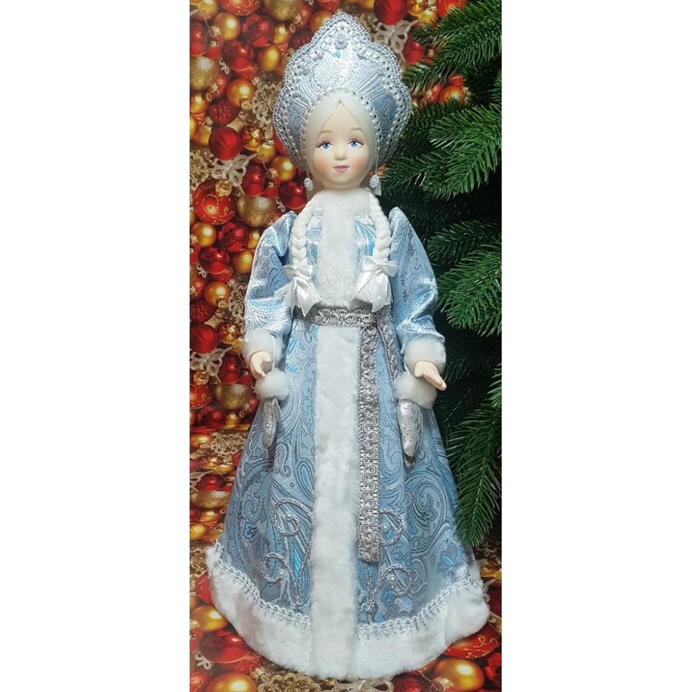Кукла Снегурочка под елку 47 см